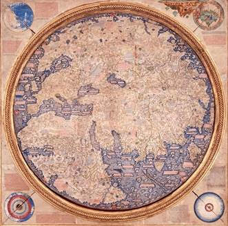 Il mappamondo di Fra' Mauro